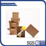 創造的なペーパー包装の化粧品の紙箱