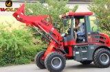 Carregador hidráulico do carregador Zl16 Miniwheel com carregador agricultural