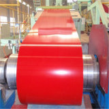 0.13-1.2mm катушка PPGL/PPGI Prepainted и цветастая гальванизированная стальная
