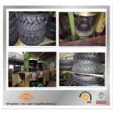 Presse corrigeante hydraulique pour des pneus du pneu 3-Wheeler