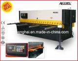 Máquina de corte hidráulica/tosquiador mecânico/maquinaria Nc da estaca