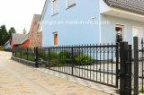 ドイツの高品質の黒色火薬の上塗を施してある鋼鉄塀のゲート