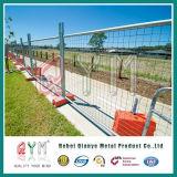 Rete fissa provvisoria galvanizzata ricoperta Panels/PVC provvisoria della rete fissa di alta qualità