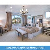 Mobília feita sob encomenda econômica do quarto de convidado do hotel de apartamento do orçamento (SY-BS125)
