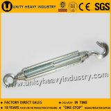 Type commercial galvanisé par électro tourillon malléable