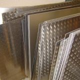 Ss400 Q235の熱間圧延の破損の低下のチェック模様の鋼板