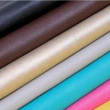 Nappa Muster PU-Lederimitat für Sofas, Schuh-Oberleder, Handtaschen, Mappe