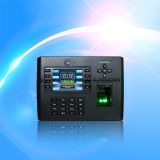 組み込みの赤外線カメラ(TFT900/ID)との指紋の時間出席のアクセス制御