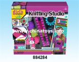 Giocattolo di plastica educativo dei giocattoli DIY per il regalo stabilito di bellezza della ragazza (884292)