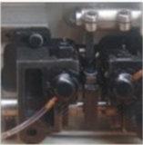 Integrierter Zufuhr-Doppelt-Nadel-Steppstich-Nähmaschine