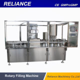 고속 점안액 충전물 기계