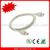 USB2.0 Printer USB Cable mit Ferrites Core
