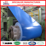 SGCC Dx51d ha galvanizzato la bobina d'acciaio di colore di PPGI