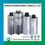 condensador de la fuente de alimentación 25kvar con el condensador de potencia la monofásico de la película de poliester 400V 50Hz