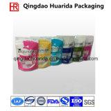 多彩な印刷のペットフード袋を立てる包装のラミネーションのプラスチック