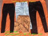 Gracer auf lager Australien Art-kleine Ballen-Dame-kurze Hosen-verwendete Kleidung in den Ballen