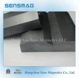 Magnete di ceramica permanente di Ferritte del grande blocco per i generatori