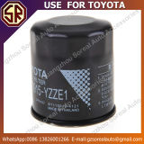 Konkurrenzfähiger Preis-Selbstschmierölfilter für Toyota 90915-Yzze1