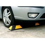 1.83 Taquet r3fléchissant en caoutchouc noir et jaune Pjws108 de mètre de roue