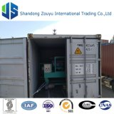la fibra certificada ISO de la cerámica 3000t cubre la cadena de producción