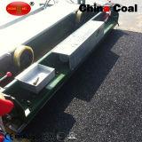 Máquina pavimentadora TPJ de goma para la pista de plástico