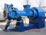 Máquina de goma del estirador de la alimentación fría del barril del Pin Xj65 con la certificación del Ce