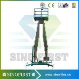 8m bis 12m leichte Aluminiumlegierung-Strichleiter für Farbanstrich