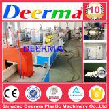 Máquina del tubo del PVC con el tubo de la cadena/PVC del precio/de producción que hace la máquina de la protuberancia de la máquina