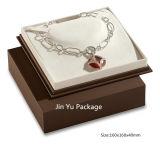 Rectángulo de papel del chocolate del cuadrado de la joyería hecha a mano de lujo del regalo