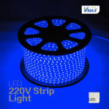 LED Flexible Strip Light/Waterproof 220V Strip Light (220v-3528-60-IP44-WH)