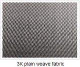 Tela bidireccional de la fibra del carbón/tela de Prepreg/fibra del carbón/carbón Fiberpanel/hoja de la fibra del carbón