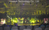 適用範囲が広いLED表示P18.25のLED表示(FLC-3000) /Stageの柔らかい背景幕