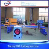 Машина резца плазмы CNC круглой трубы Gantry и стальной плиты с диаметром 600mm роторным