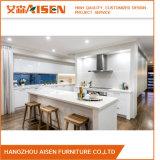 L字型モジュラー台所は小さい食器棚を設計する