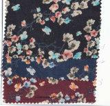Laços impressos florais da tela do algodão da boa qualidade