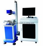 UV машина маркировки лазера для электронных блоков