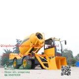 Plus défunt type de bonne qualité 3.5m&sup3 ; Mélangeur concret Self-Loading de capacité