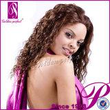 6A Cheveux Vierge brésilienne, Lace Wig, perruque avant de lacet (HL11318)