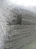 Cestino tuffato caldo di Gavalnized Gabion dell'alto zinco