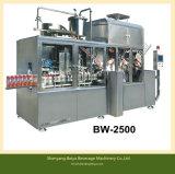 豆乳のカートンの包装機械(BW-2500)