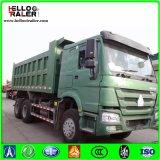 Caminhão de Tipper resistente do camião de descarregador da tonelada 15m3 de HOWO 6X4 25