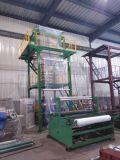 HDPE&LDPEのポリエチレンの倍の巻取り機のフィルム機械