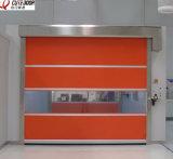La alta calidad inducida a prueba de polvo limpia la puerta del obturador del rodillo