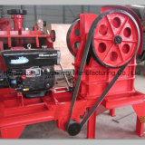 Maalmachine van de Kaak van de Dieselmotor van Samll de Mobiele