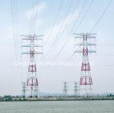 Передающая линия башня силы утюга