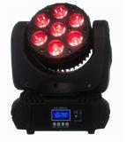 7PCS Osram LEDの移動ヘッドビーム段階ライト(CSL-715A)