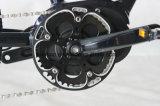 27,5 'bicicleta de montanha elétrica com motor de manivela
