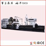 Tour conventionnel horizontal lourd professionnel de la Chine pour tourner le grand cylindre (CW61125B)