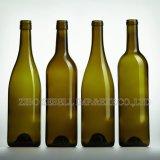 bottiglia di vetro del Bordeaux della bottiglia di vino della chiusura di 0.75LTR Bvs