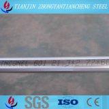 Legierungs-Gefäß des Nickel-Inconel601/Nickel-Legierungs-Rohr in der guten Qualität
